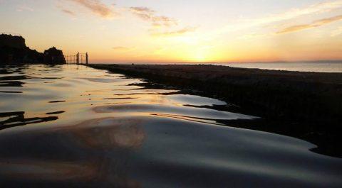 Come for a Wild Swim in Marine Lake Clevedon