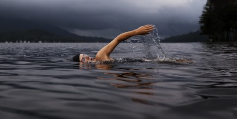 Lift depression, manage anxiety and increase confidence with Wild Swimming Therapy